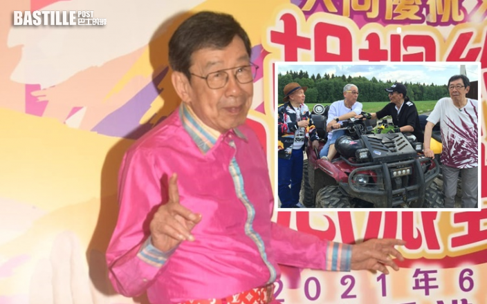 89歲開騷破紅館紀錄 胡楓望加場想曾江謝賢捧場