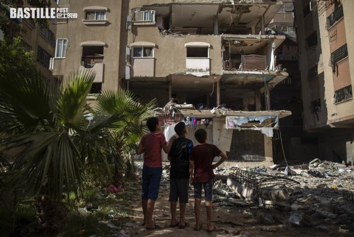 以軍持續空襲加沙 巴人1家10死僅5月大嬰兒倖存