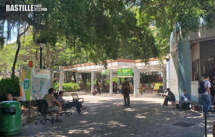 深水埗公園3賊指甲鉗施襲 搶走中年漢近4萬元財物
