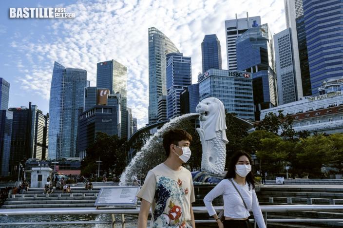 新加坡加強社區防疫措施 學生周三起在家上課