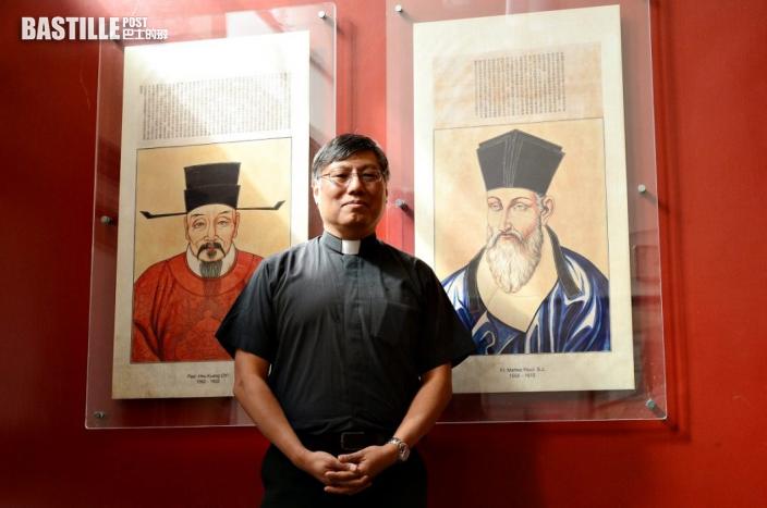教宗已任命神父周守仁為香港教區下任主教