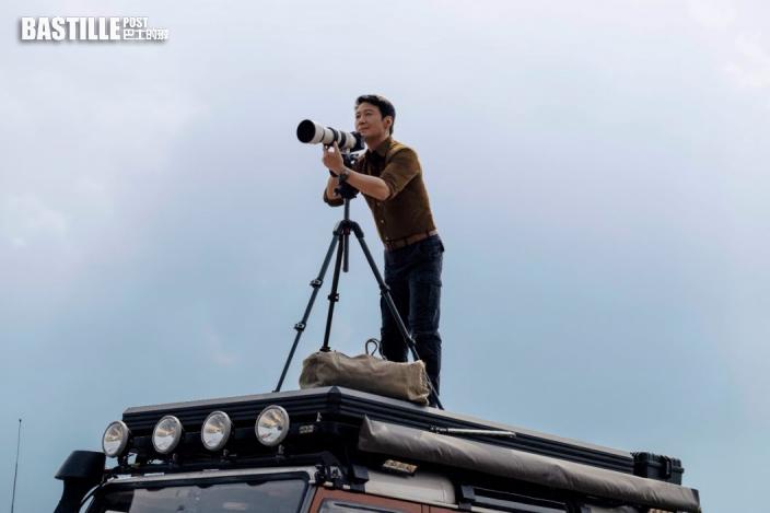 為拍廣告由陸地玩到落水 黎明發掘香港靚景享受大自然