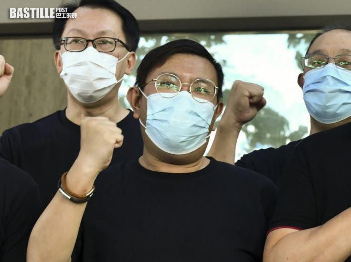 憂停辦駐台經貿辦影響在台港人權益 韓俊賢促港府交代原因