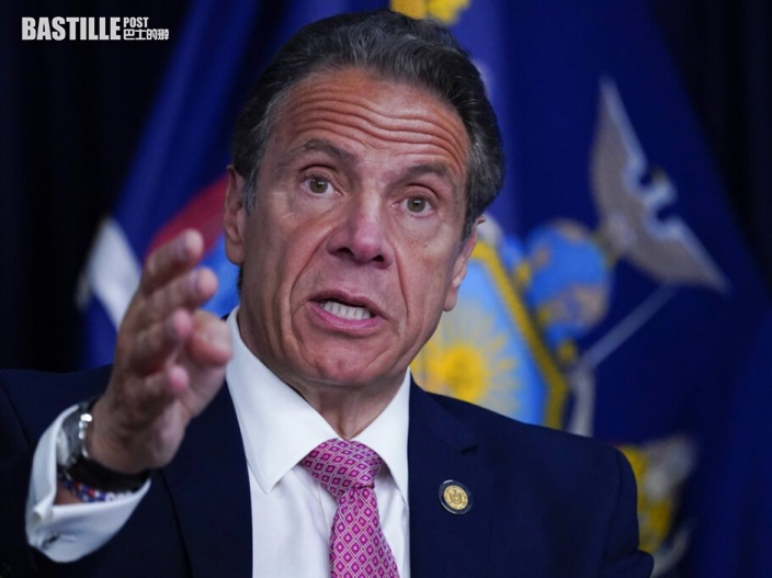 紐約州州長科莫去年出書談抗疫 書酬達310萬美元
