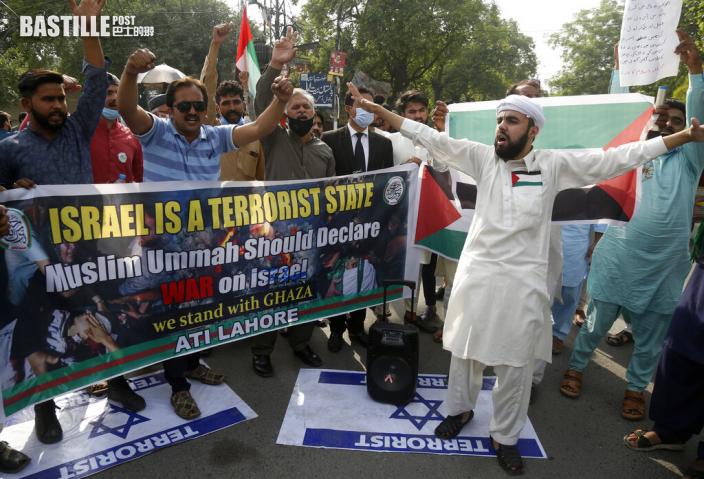 【以巴衝突】逾二百名巴勒斯坦人死亡 以色列再向加沙發動空襲