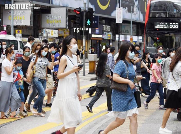 印尼抵港29歲女染疫 連續5日本地零確診