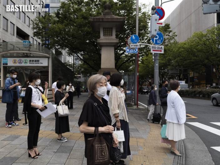 日本逾601萬人已接種輝瑞疫苗 85人死亡近8成為長者