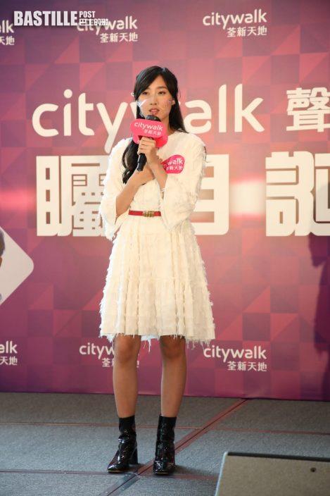 TVB近2年首公開活動 《聲夢》炎明熹人氣強被看好奪冠