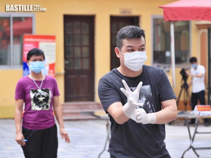 遏制新混合變種疫情 河內與胡志明市機場暫停旅客入境