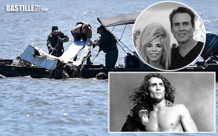 享年58歲       美劇《新泰山》男星Joe Lara空難離世