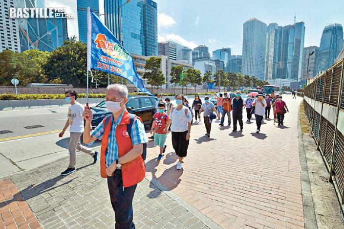 新一輪「賞你遊香港」明起報名 190個團可供選擇