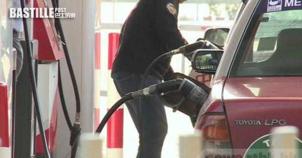 機電工程署公布,調整下月1日至6月30日期間,各專用氣站車用石油氣上限價格。(港台圖片)