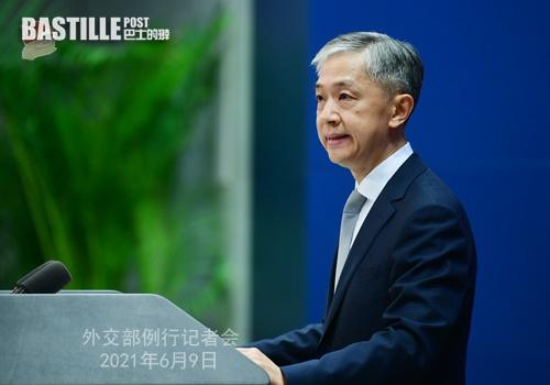 6月9日外交部例行記者會(全文)