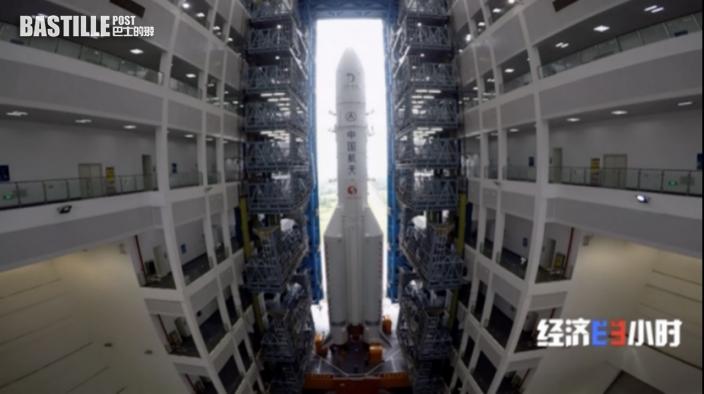 國之重器!500噸級的它來了!護航登月計劃