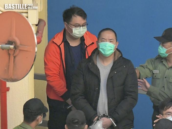【初選案】范國威等8人申保釋 吳政亨鍾錦麟王百羽保釋被拒