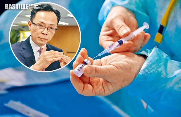 聶德權:日後第二代疫苗將建基於已接種的兩劑疫苗