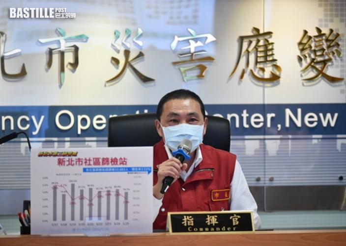 台灣新増332宗新冠確診 新北市開始接種第二批疫苗
