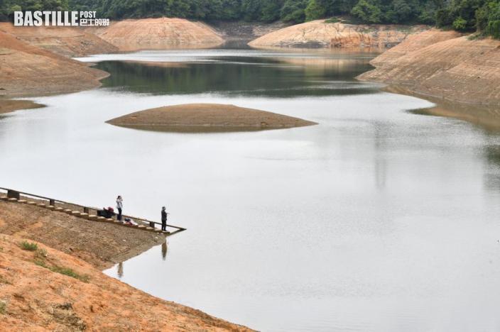 水塘存水較去年少近1成 今年首5個月是自1963年最少雨