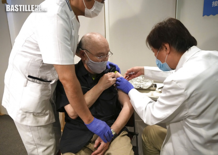 日本將於 6月21日起擴大新冠疫苗接種範圍 涵蓋企業員工大學師生等