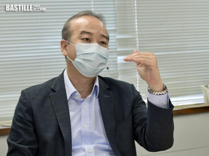 【獨家】黃志斌:填海助減廢「收容」建築物料