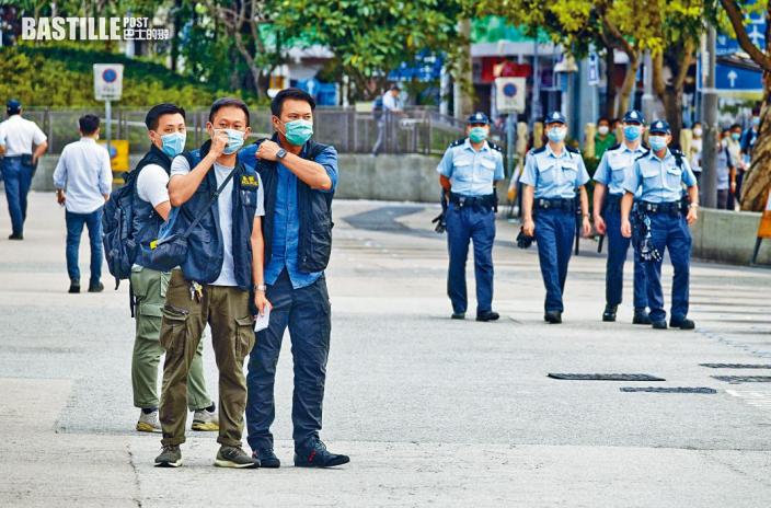 警擬派逾千警力 六四駐維園執法