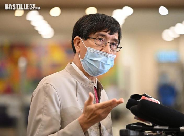 診所護士接觸疫苗樽時疑沾上疫苗病毒 致污染男警樣本包