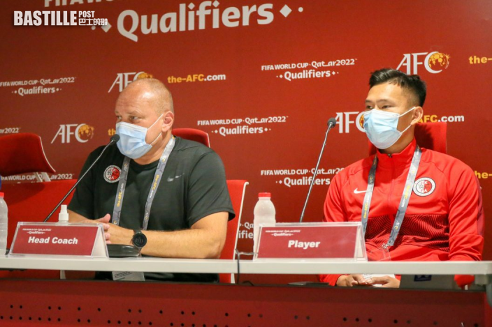 【世盃外】香港隊周四晚鬥伊朗 葉鴻輝指有直播增士氣