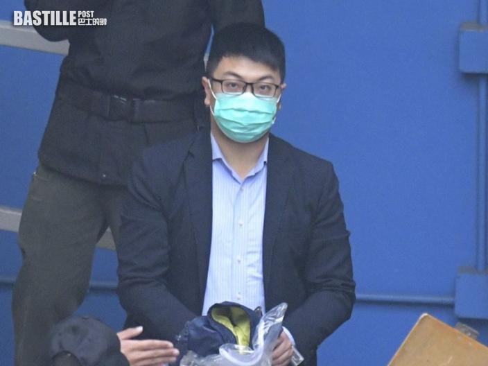 【初選案】鍾錦麟申保釋被拒 官指鍾曾明言若獲保釋會續危害國家安全