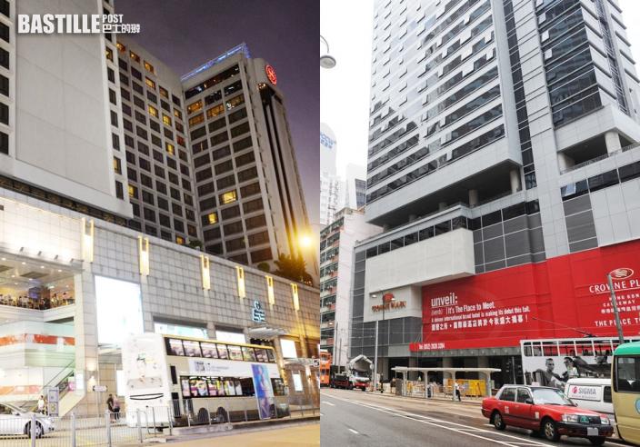 第四輪檢疫酒店增至33間涉9000房 新增喜來登及銅鑼灣皇冠假日