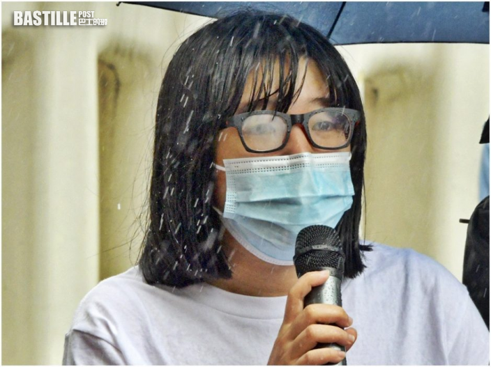 支聯會副主席鄒幸彤據悉被捕 涉宣傳未經批准集結
