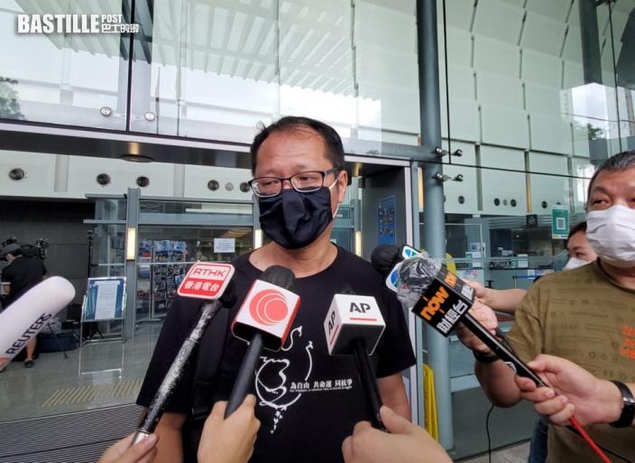 警拘兩人涉宣傳未經批准集結 消息指包括支聯會鄒幸彤
