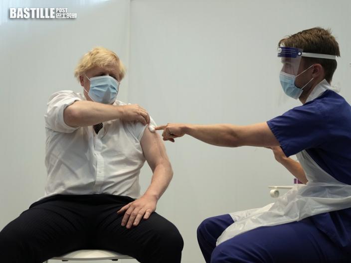 疫苗分配不均 約翰遜促G7助全球明年底前完成疫苗接種