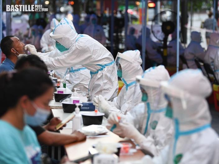 廣州封城 明午起出省需持48小時內核酸檢測陰證明
