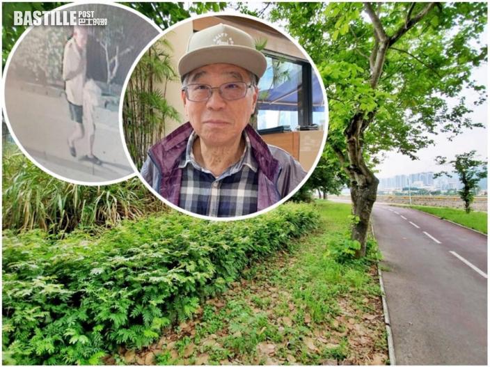 【失蹤第4日】退休裁判官譚俠侃倒斃城門河傍