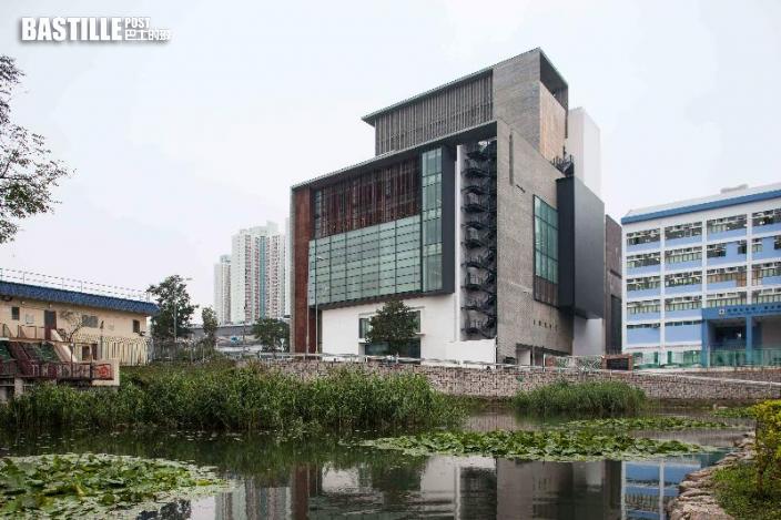 屏山天水圍圖書館周一停開 職員強制檢測