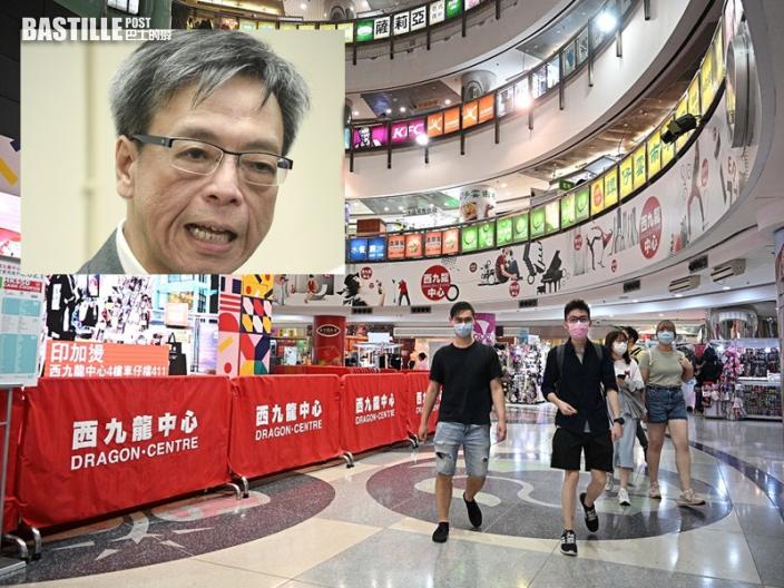 估計變種病毒可能從台灣傳入 梁子超憂1人傳3人釀第五波疫情