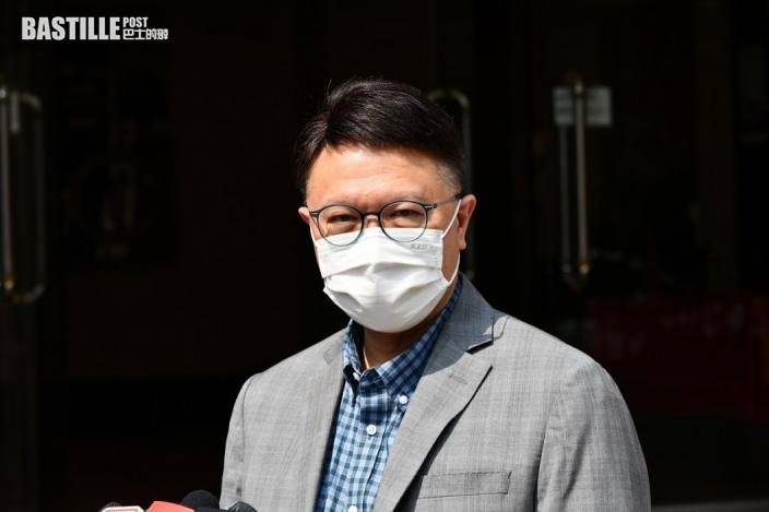 許樹昌:變種病毒源頭或非深圳 現不宜放寬社交限制