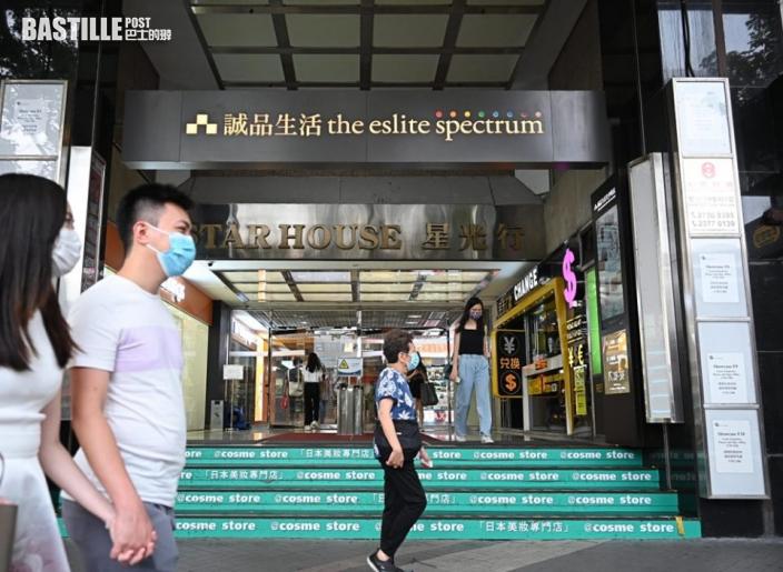 12個地方納強檢多個商場上榜 指定時間訪客周三前須檢測