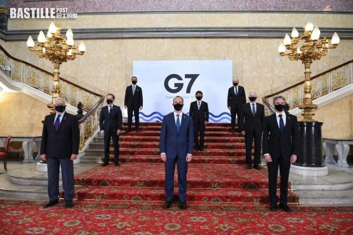 近百名前領袖促G7支援窮國購疫苗助全球抗疫