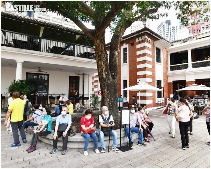 「賞你遊香港」第二輪出團 團友呻:兩年無外遊