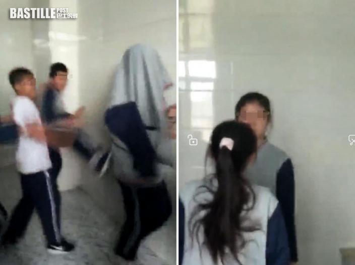 殘疾女生被同學連續12天圍毆 教體局介入調查