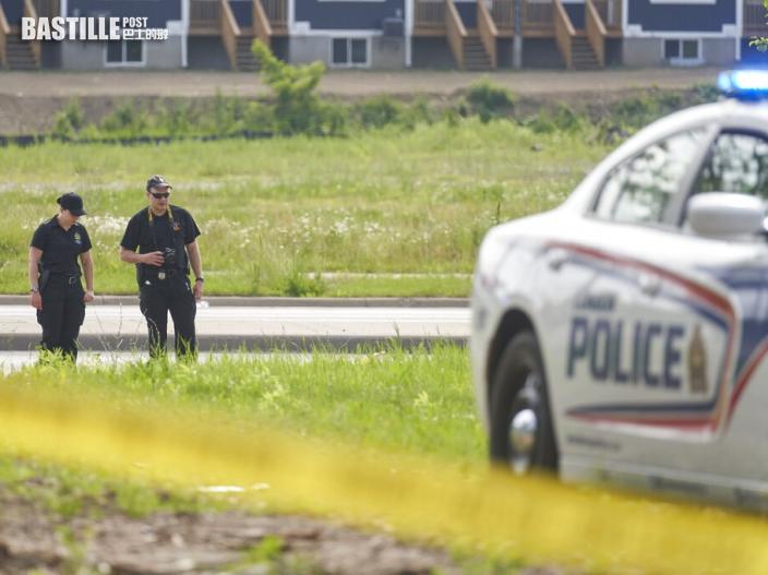 加拿大有穆斯林家庭被車撞至4死1重傷 20歲疑兇被捕