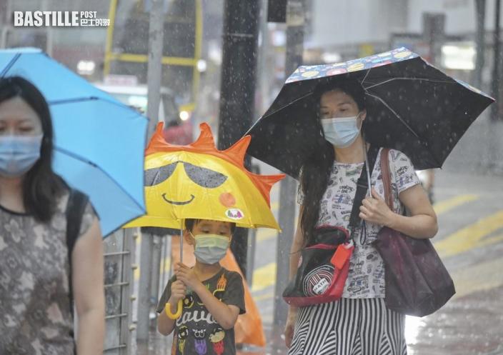 周四「顯著降雨」機會中高 周末至下周天氣不穩有雷雨