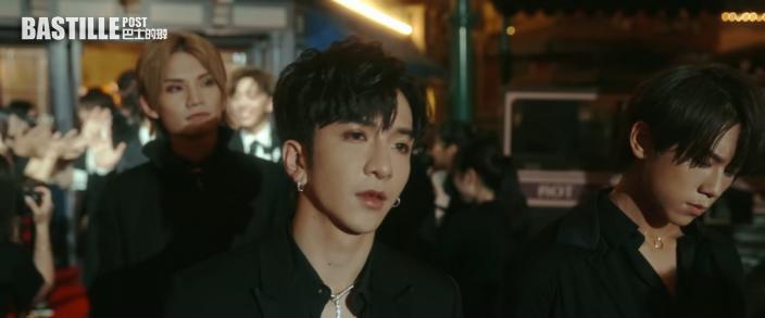 MIRROR新MV玩角色扮演   姜濤做懶瞓化妝師「Jerdan」扮尖叫雞
