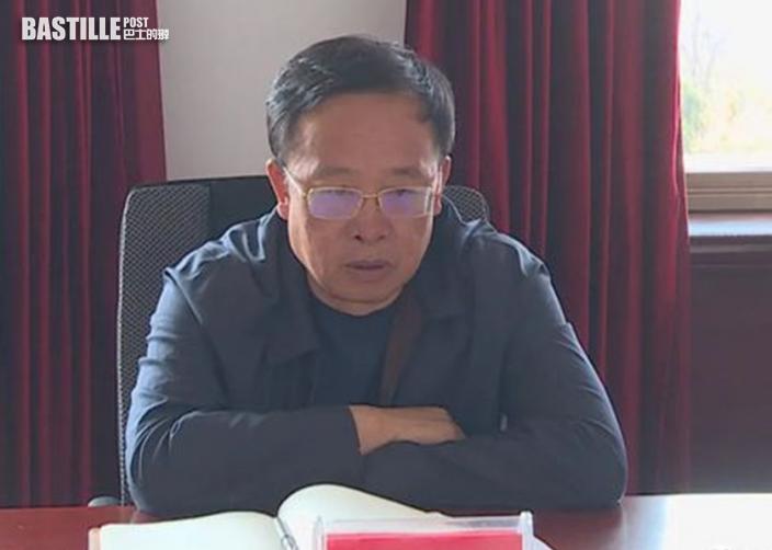 內地網傳甘肅景泰縣委書記李作璧自殺身亡