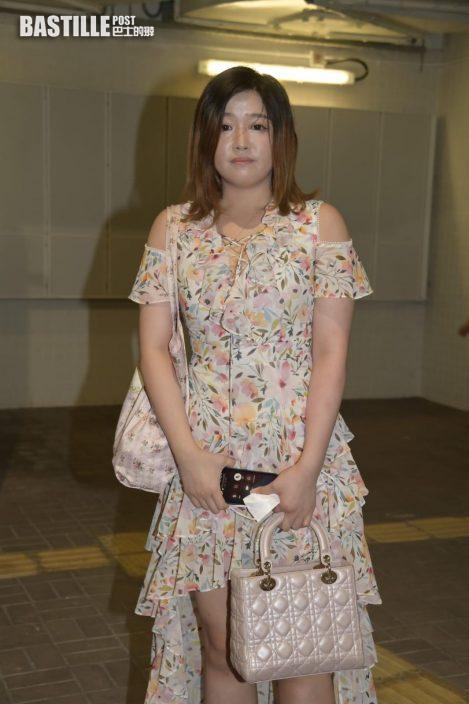 【港姐2021首輪面試】哪來的自信組別       22歲厚切Kirsten 24歲重磅Alice