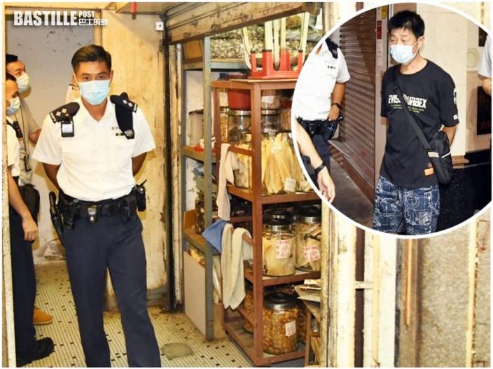 賊人撬閘爆新蒲崗海味店 掠20萬元花膠魚翅