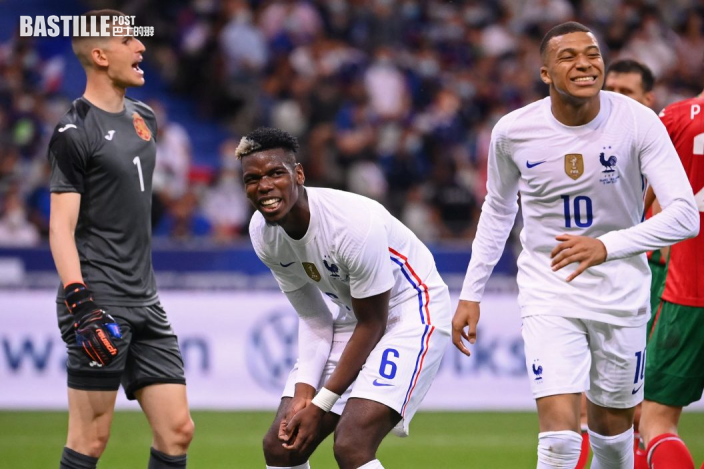 【英超】普巴未和曼聯談續約 歐國盃後再商討
