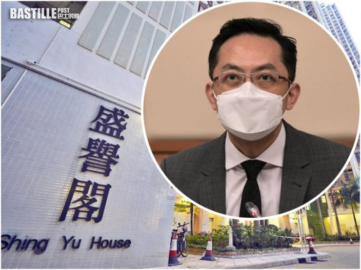 天水圍少女毒株非來自台灣 140人隔離暫無新病例