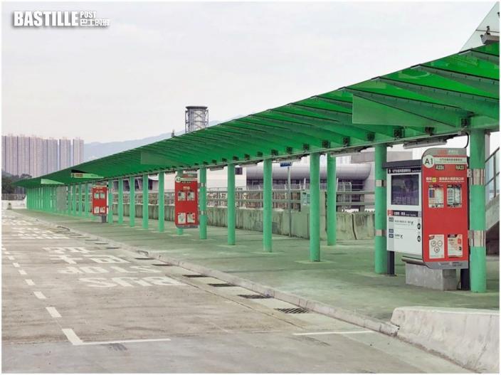 龍運8條往返元朗機場路線 本月20起改經屯赤隧道